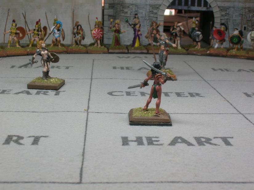 Mossbane - Gladiator Rating 10