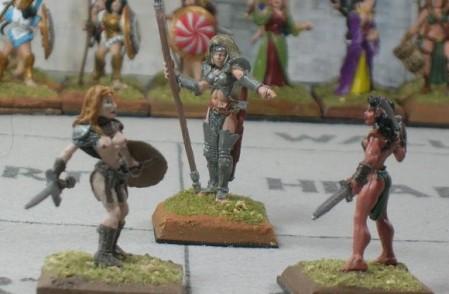 Antiope vs Mossbane