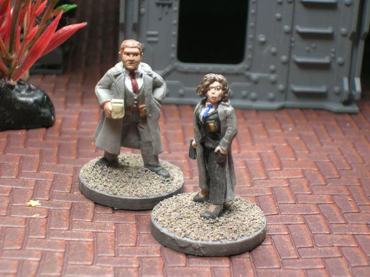 Diligent Detectives