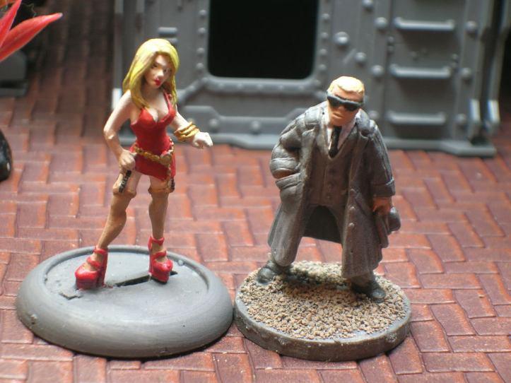 Gus Gundarsson & Mrs. Radvinski
