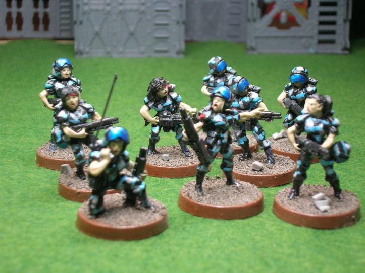 Star Marines by Shadowforge - sadly OOP