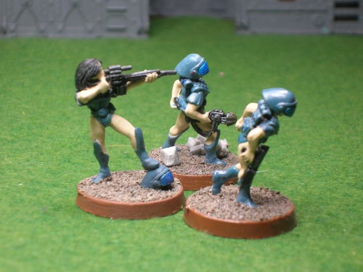More scout marines
