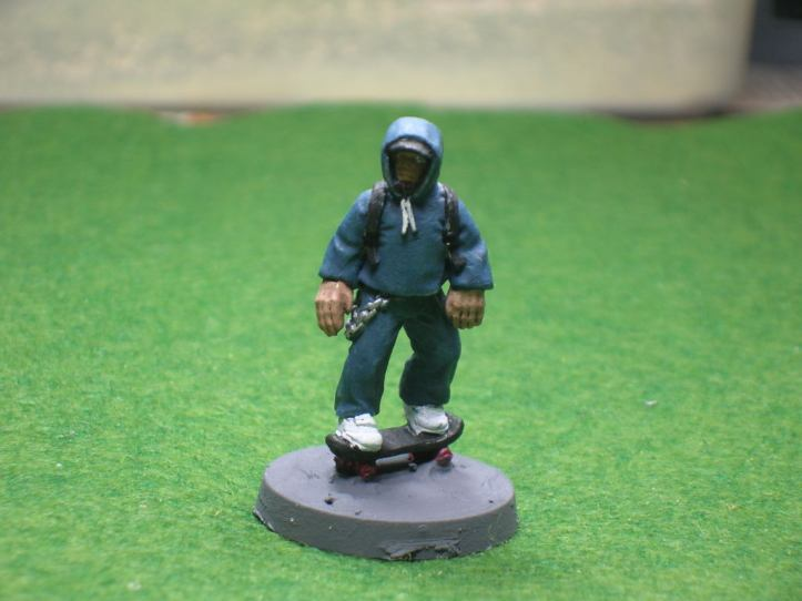 Street Thug - figure by Foundry