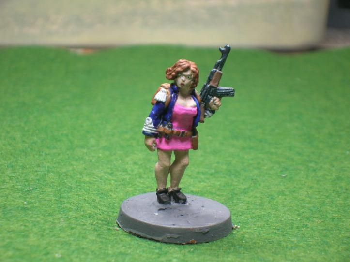 Armed New Hope Citizen - figure by Foundry
