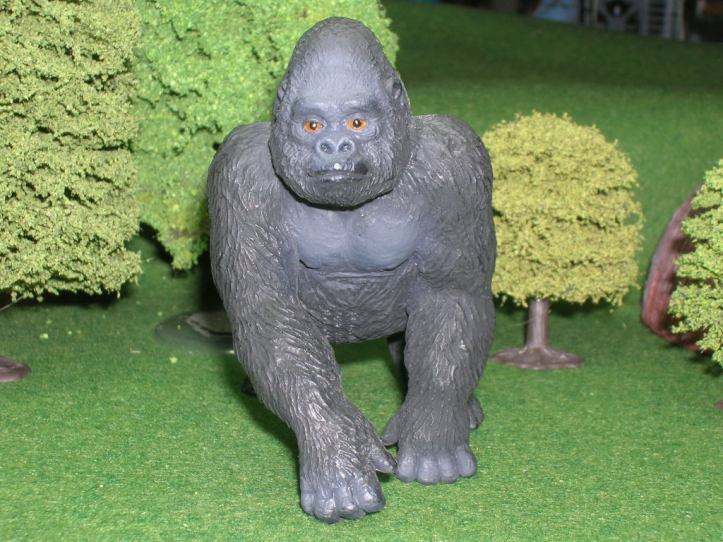 The king beast: Kong