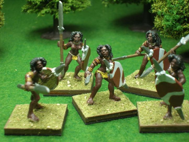 figures by Obelisk Minatures