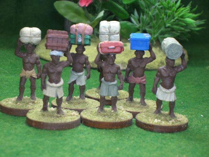 Skitish Bearers (REP 3).
