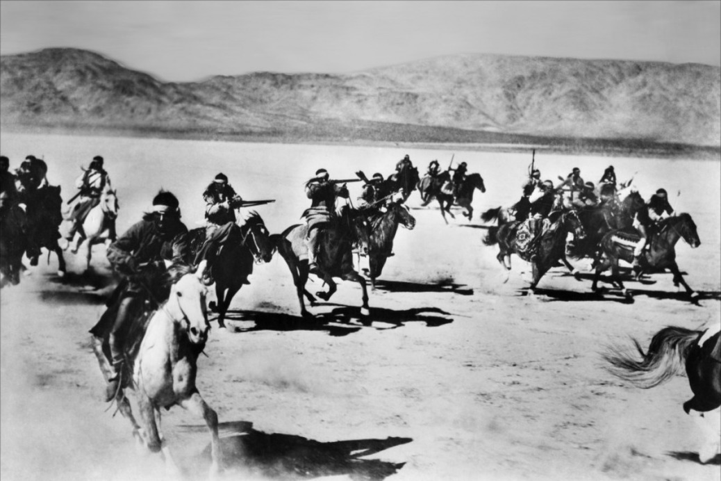 Chase Scene from Stagecoach