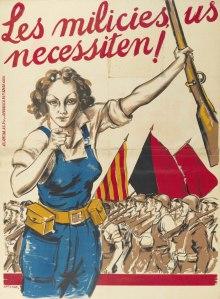 militia poster
