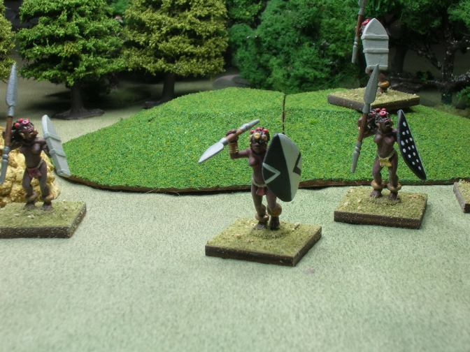 Tribal Women Warriors by Wargames Foundry