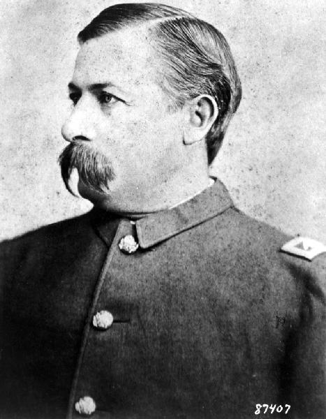 Ranald Mackenzie circa 1876