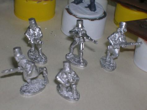 askari skirmishers