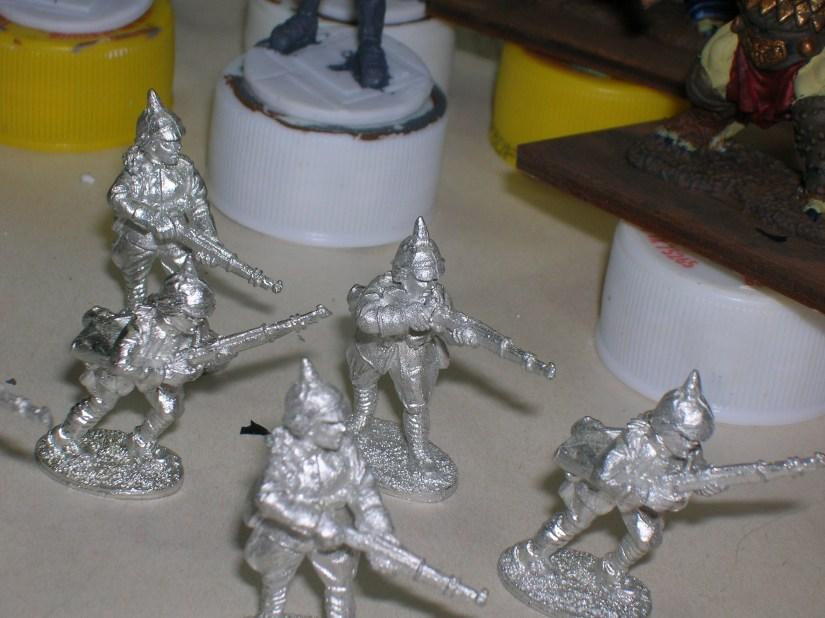 trench raiders