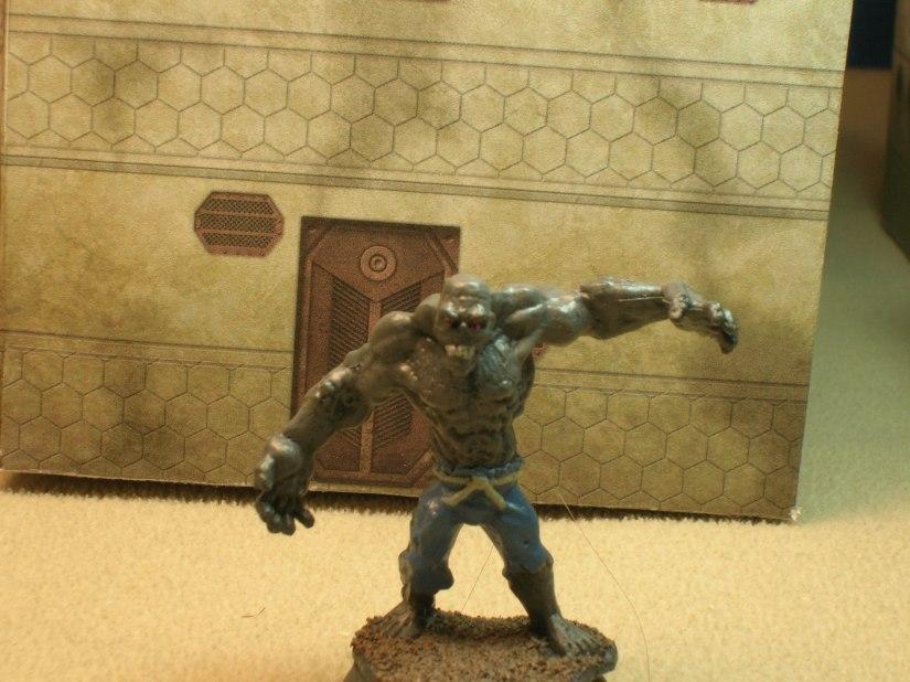 Grath (actually a flesh golem from Reaper's Bones)