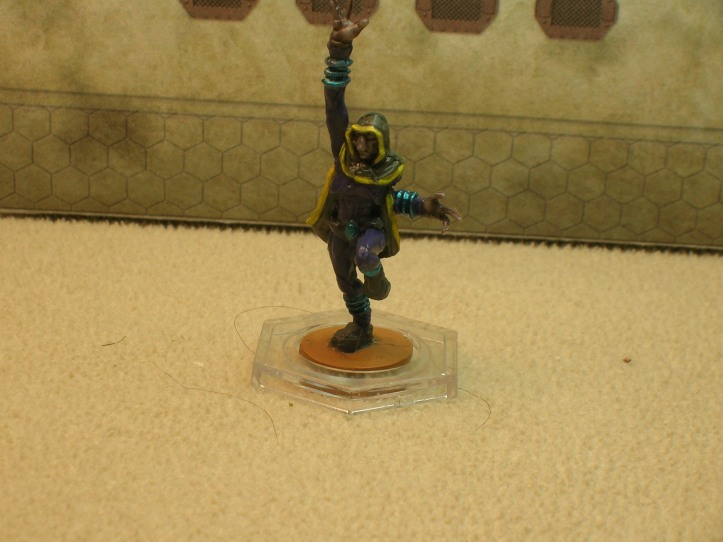 A Judwan ( from Mantic Games Dreadball)