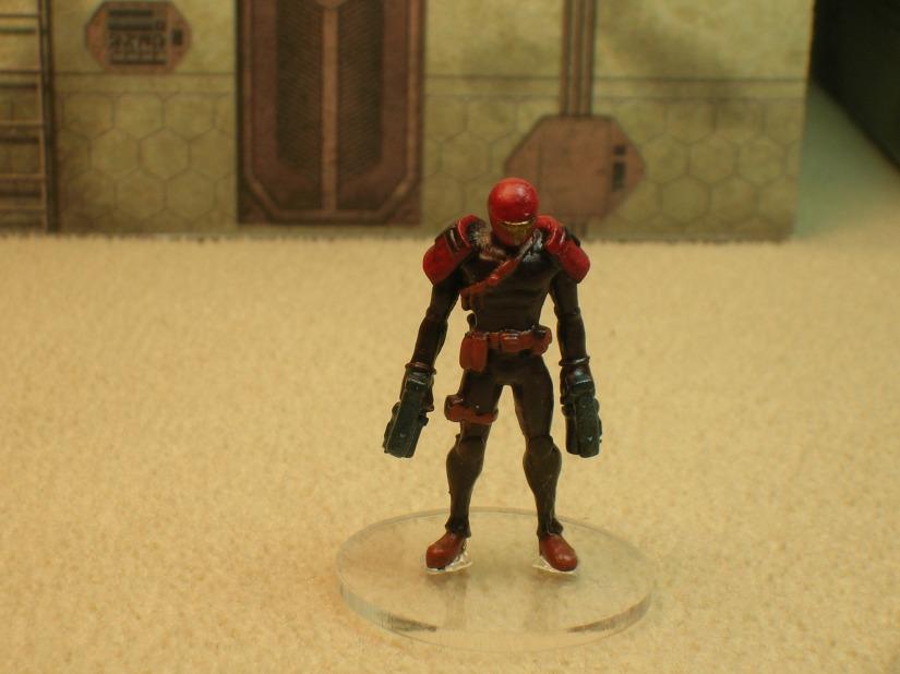 The Gunfighter from Darkson Designs