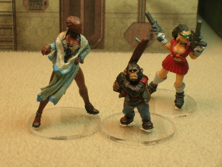 Figure reference: Infinity on left; Foundry on right