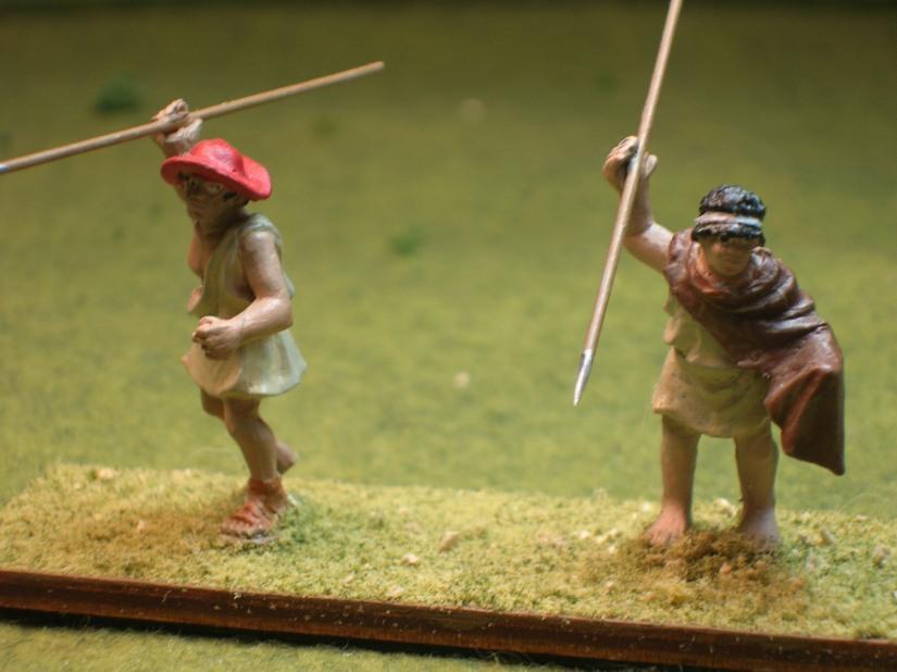 Javelinmen from Gorgon Studios