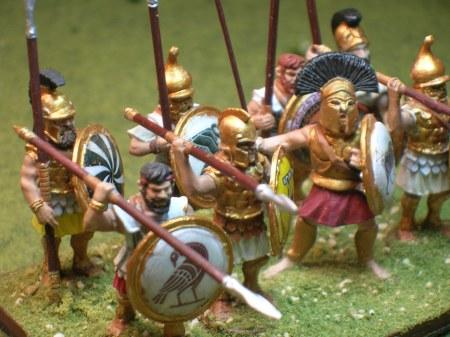 Tegean Hoplites